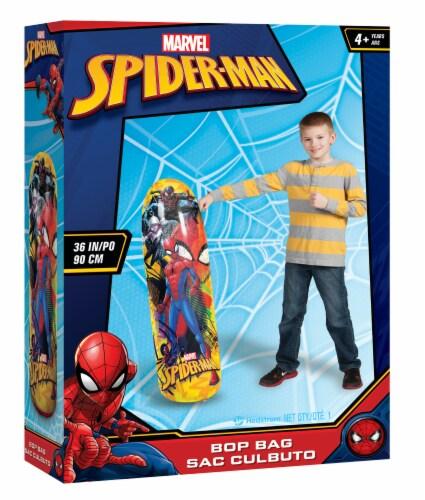 Hedstrom Spiderman Bob Bag Perspective: front
