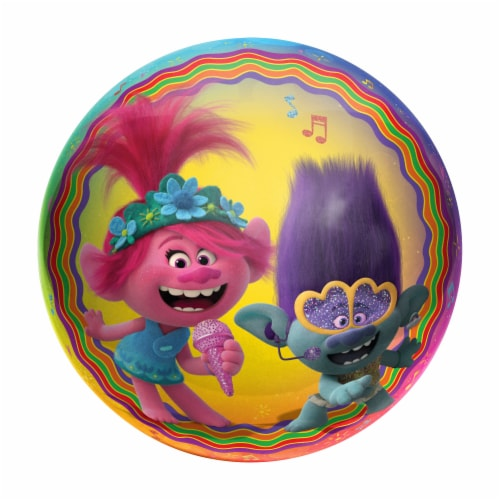 Ball Bounce and Sport Inc. Trolls 2 Ball Perspective: front