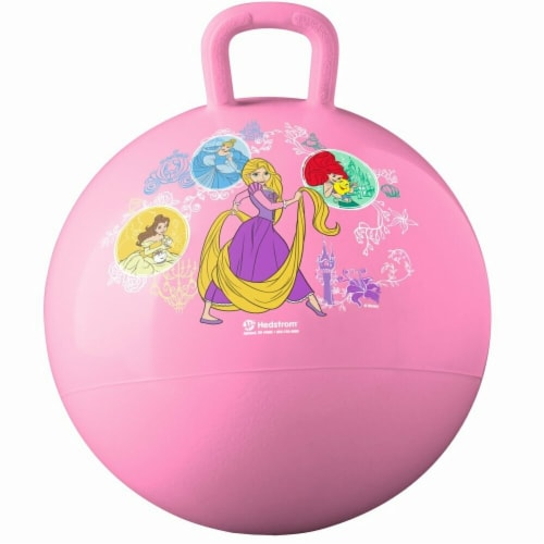 Hedstrom Entertainment 55-97122-1P 15 in. Disney Princess Hopper Perspective: front