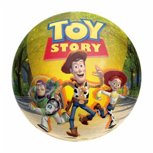 Ball Bounce and Sport Inc. Toy Story 4 Ball Perspective: front