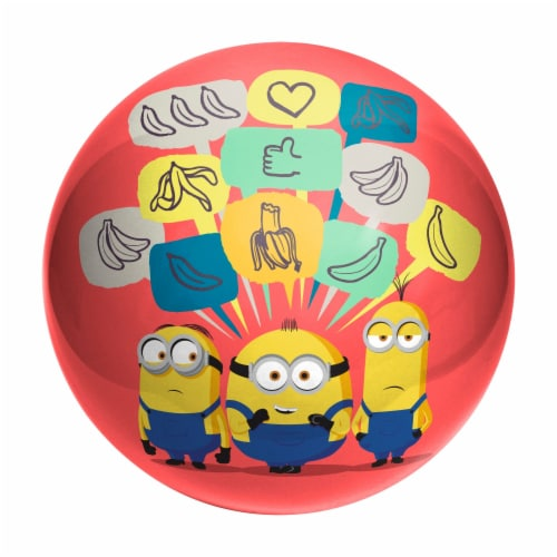 Ball Bounce and Sport Inc. Minions Playball Perspective: front