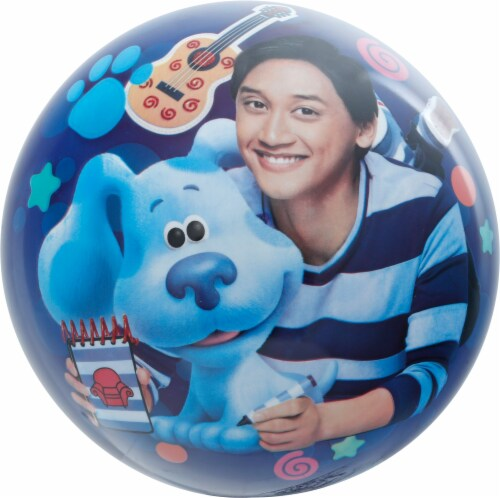 Ball Bounce and Sport Inc. Blue's Clues Ball Perspective: front