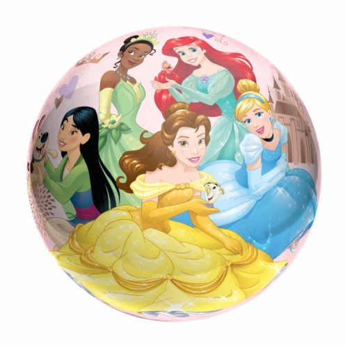 Ball Bounce and Sport Inc. Disney Princess Playball Perspective: front