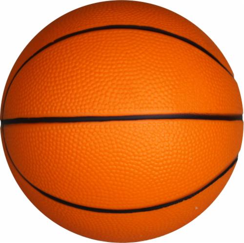 Hedstrom Mini Athletic Foam Basketball - Orange Perspective: front