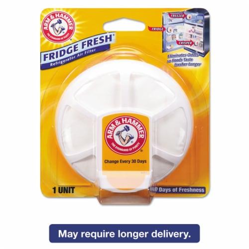 Arm & Hammer® Fridge Fresh® Refrigerator Air Filter Perspective: front