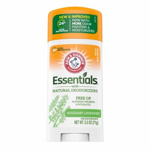 Arm & Hammer Essentials Fresh Deodorant Perspective: front