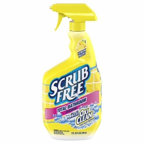 Scrub Free™ Lemon Soap Scum Remover Spray Perspective: front