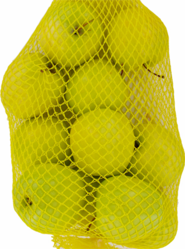 Organic - Apples - Golden Delicious Bag Perspective: front