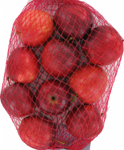 Organic - Apples -  Gala Bag Perspective: front