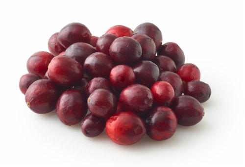 Fresh Premium Cranberries Perspective: front