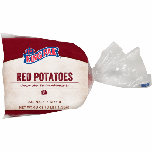 Red Potatoes Perspective: front