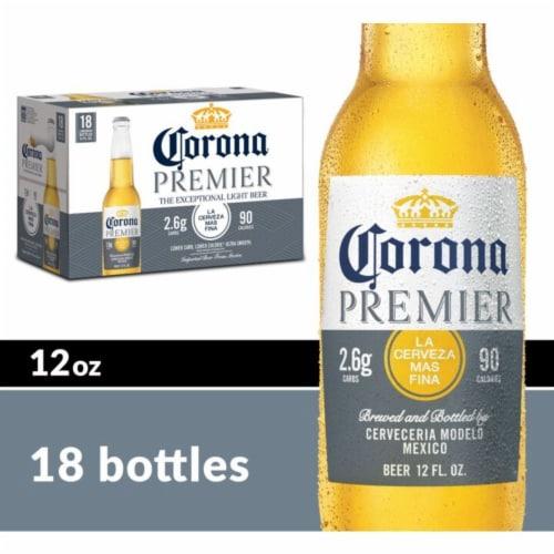 Corona® Premier Beer Perspective: front