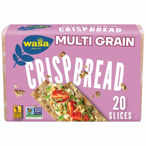 Wasa Multi Grain Crispbread Perspective: front
