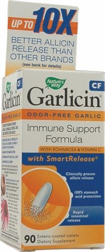 Nature's Way  Garlicin® CF Perspective: front