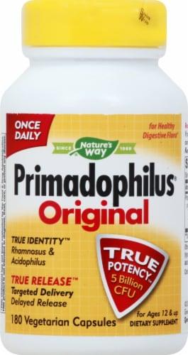 Nature's Way Primadophilus Original Capsules Perspective: front
