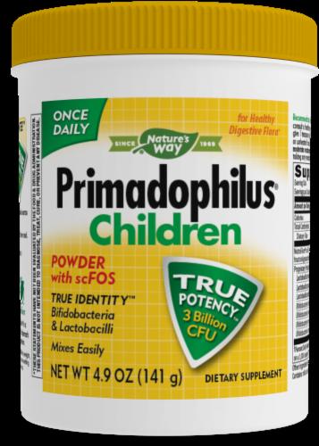 Nature's Way Primadophilus Children's Probiotic Powder Perspective: front