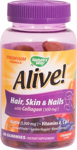 Hair Skin & Nails Collagen Perspective: front