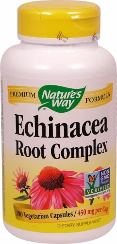 Nature's Way  Echinacea Root Complex Perspective: front
