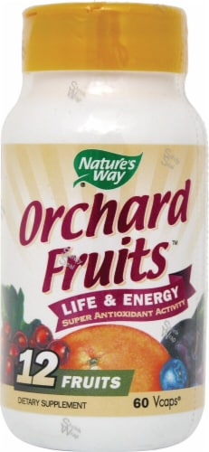 Nature's Way  Orchard Fruits™ Perspective: front