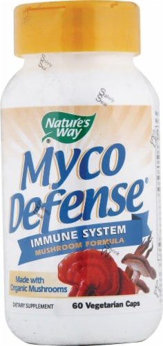 Nature's Way  Myco Defense® Immune Perspective: front