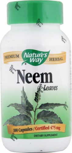 Nature's Way  Neem Perspective: front