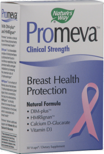 Nature's Way Promeva Breast Health Protection Vcaps Perspective: front