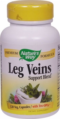 Nature's Way  Leg Veins Support Blend Perspective: front