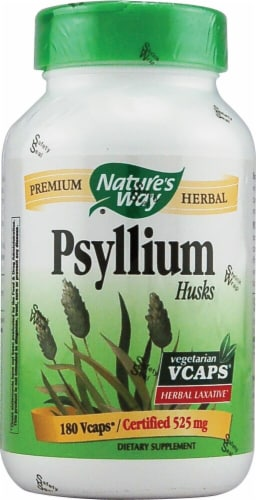 Nature's Way  Psyllium Husk Perspective: front