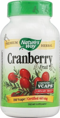 Nature's Way  Cranberry Fruit Perspective: front