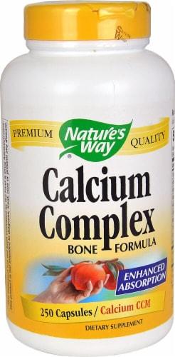 Nature's Way  Calcium Complex Bone Formula Perspective: front