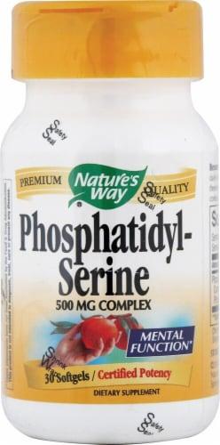 Nature's Way  Phosphatidylserine Perspective: front