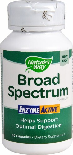 Nature's Way  Food Enzymes Perspective: front