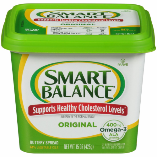 Smart Balance Original Buttery Spread Perspective: front