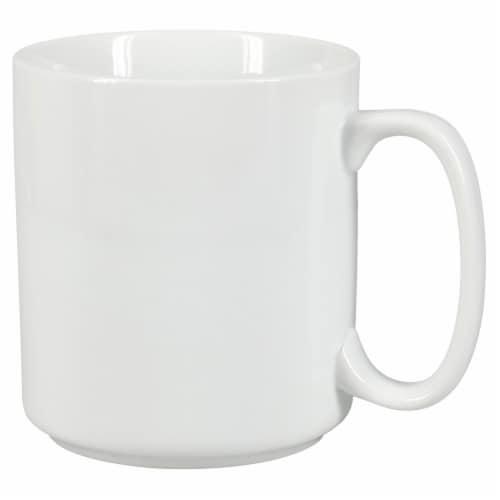 BIA Cordon Bleu Stackable Porcelain Mug Set Perspective: front