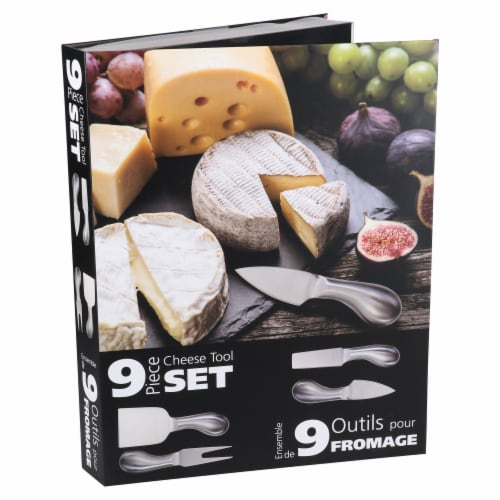 BIA Cordon Bleu Danesco Essential Cheese Set Perspective: front