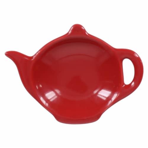 BIA Cordon Bleu Teabag Rest Set - Spice Red Perspective: front