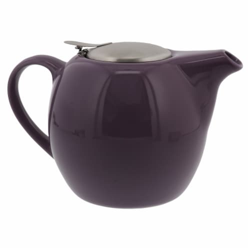 BIA Cordon Bleu Teapot with Stainless Steel Infuser - Lilac Perspective: front