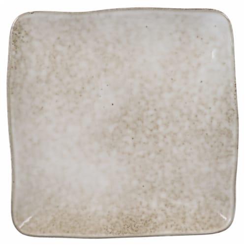 BIA Cordon Bleu Rustico Square Dinner Plates - 4 pk Perspective: front