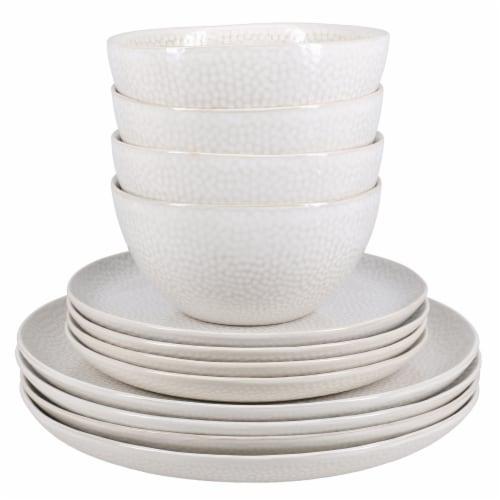 BIA Cordon Bleu Serene Dinnerware Set - Crème Perspective: front