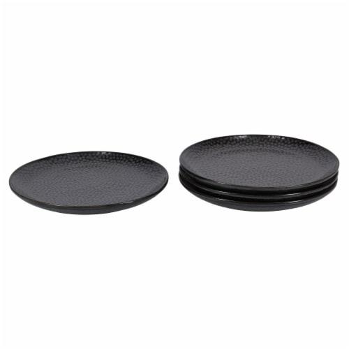BIA Cordon Bleu Serene Appetizer Plate Set - Black Perspective: front