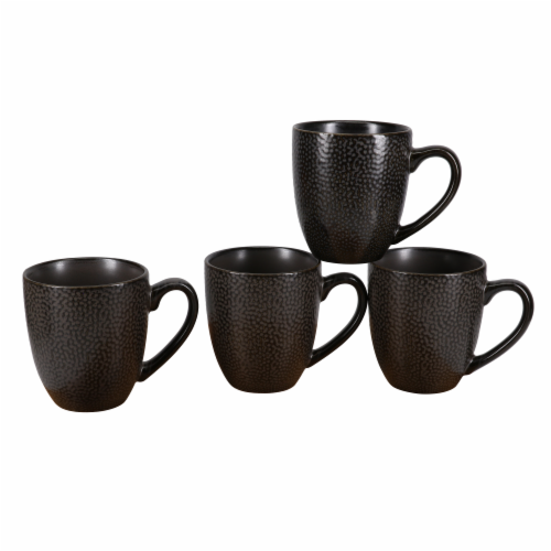 BIA Cordon Bleu Serene Mug Set - Black Perspective: front