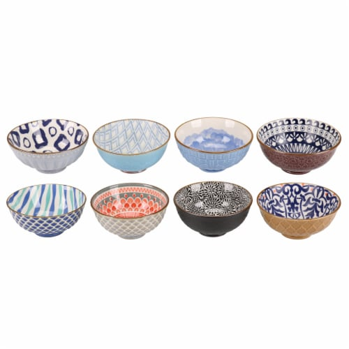 BIA Cordon Bleu Ooh la la Novelty Bowls Set - Assorted Perspective: front