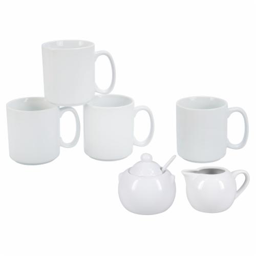 BIA Cordon Bleu Porcelain Coffee/Tea Set Perspective: front