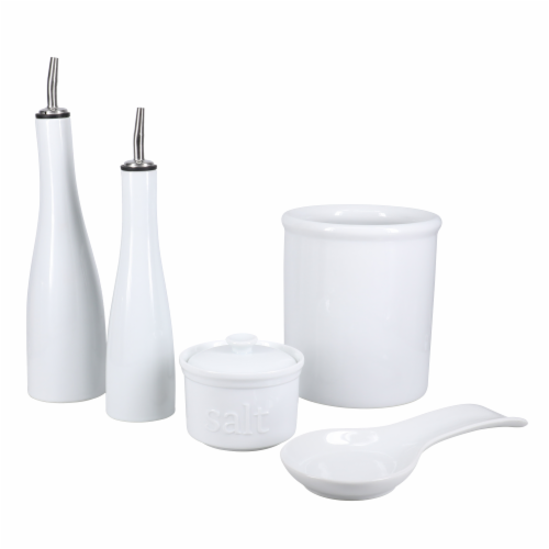 BIA Cordon Bleu Porcelain Counterscape Basics Set Perspective: front