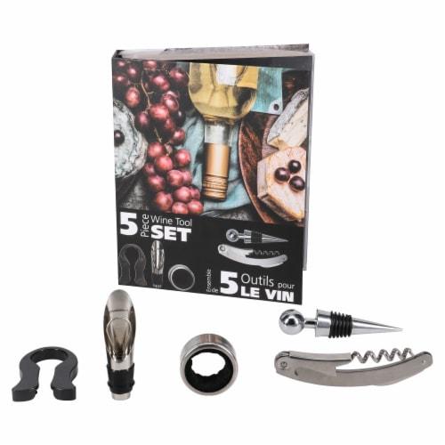 BIA Cordon Bleu Danesco Wine Tool Set Perspective: front