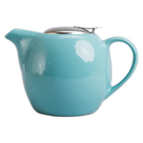 BIA Cordon Bleu Ooh La La Teapot with Stainless Steel Infuser Perspective: front