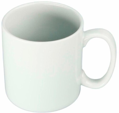 Dash of That™ Stackable Mug - White Perspective: front