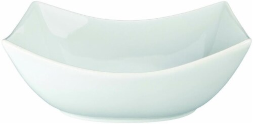 Dash of That™ Metro Bowl - White Perspective: front
