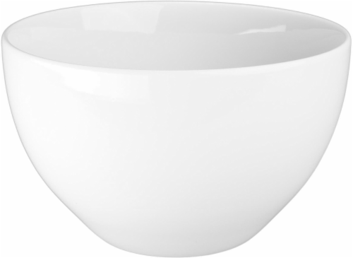 Dash of That™ Conical Bowl - White Perspective: front