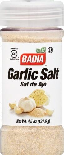 Badia Garlic Salt Perspective: front
